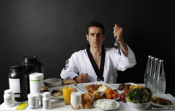 Олимпийская диета
