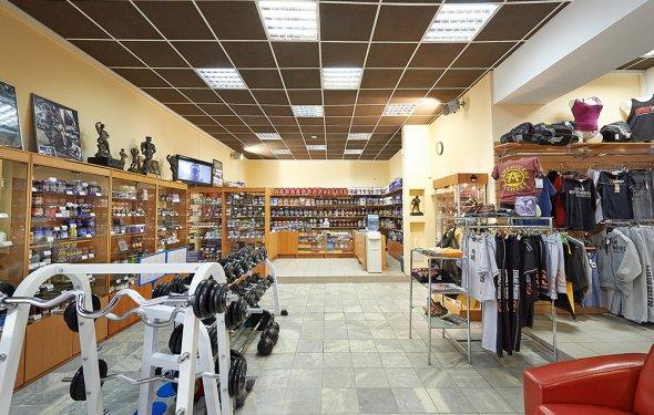 Магазины в ТЦ Щука, Москва