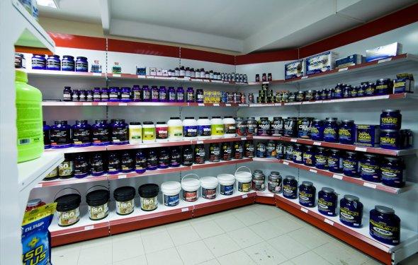 Все магазины сети Fit Health