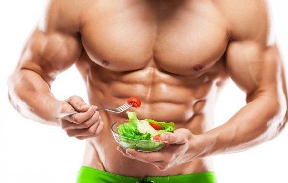 Питание для набора мышечной