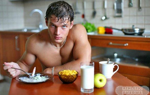 Режим питания в спорте