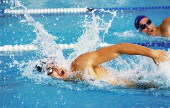 Спортивное питание для пловцов