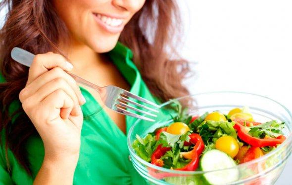 меню спортивного питания для похудения для женщин
